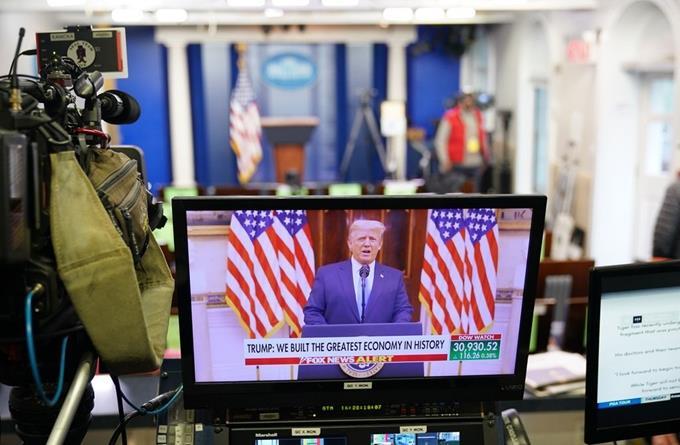 Ông Donald Trump nói gì trong thông điệp chia tay nhiệm kỳ Tổng thống ?