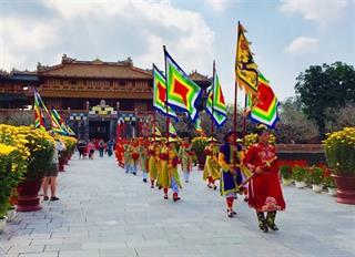 Huế: Nhiều sự kiện văn hóa mừng Tết Nguyên đán