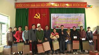 Trùng Khánh: Thăm, chúc tết đồng bào dân tộc Mông nhân dịp Tết Nguyên đán Tân Sửu 2021