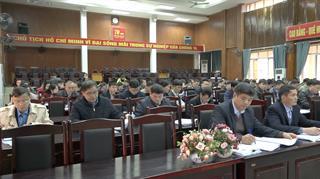 Thạch An: Triển khai công tác bầu cử ĐBQH khóa XV và đại biểu HĐND các cấp nhiệm kỳ 2021 - 2026
