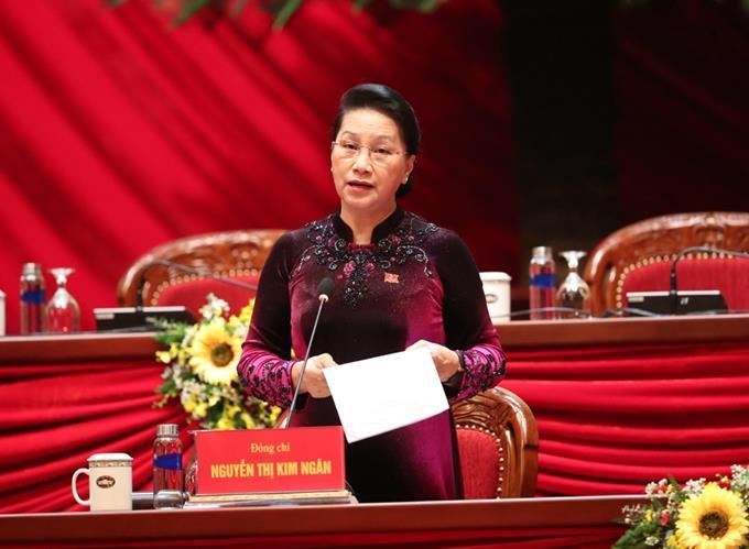 Đại hội đại biểu toàn quốc lần thứ XIII của Đảng bầu Đoàn Chủ tịch gồm 17 đồng chí