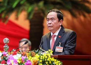 MTTQ Việt Nam chung sức đồng lòng cùng nhân dân xây dựng đất nước phồn vinh, hạnh phúc