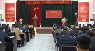 Hòa An, Bảo Lâm: Triển khai công tác bầu cử đại biểu Quốc hội khoá XV và đại biểu HĐND các cấp nhiệm kỳ 2021 - 2026