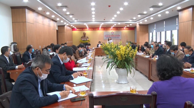 Hội nghị hiệp thương lần thứ nhất thỏa thuận cơ cấu, thành phần, số lượng người được ứng cử đại biểu Quốc hội khóa XV