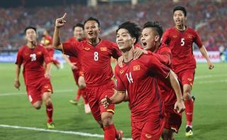 Đội tuyển Việt Nam thi đấu tập trung tại vòng loại World Cup