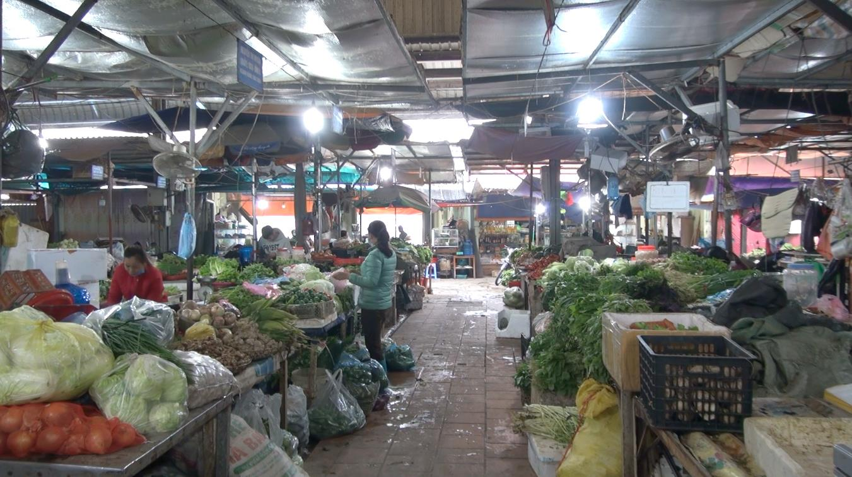 Thị trường thực phẩm ổn định sau Tết Nguyên đán