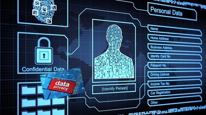 Không được tiết lộ dữ liệu cá nhân nhạy cảm của người khác