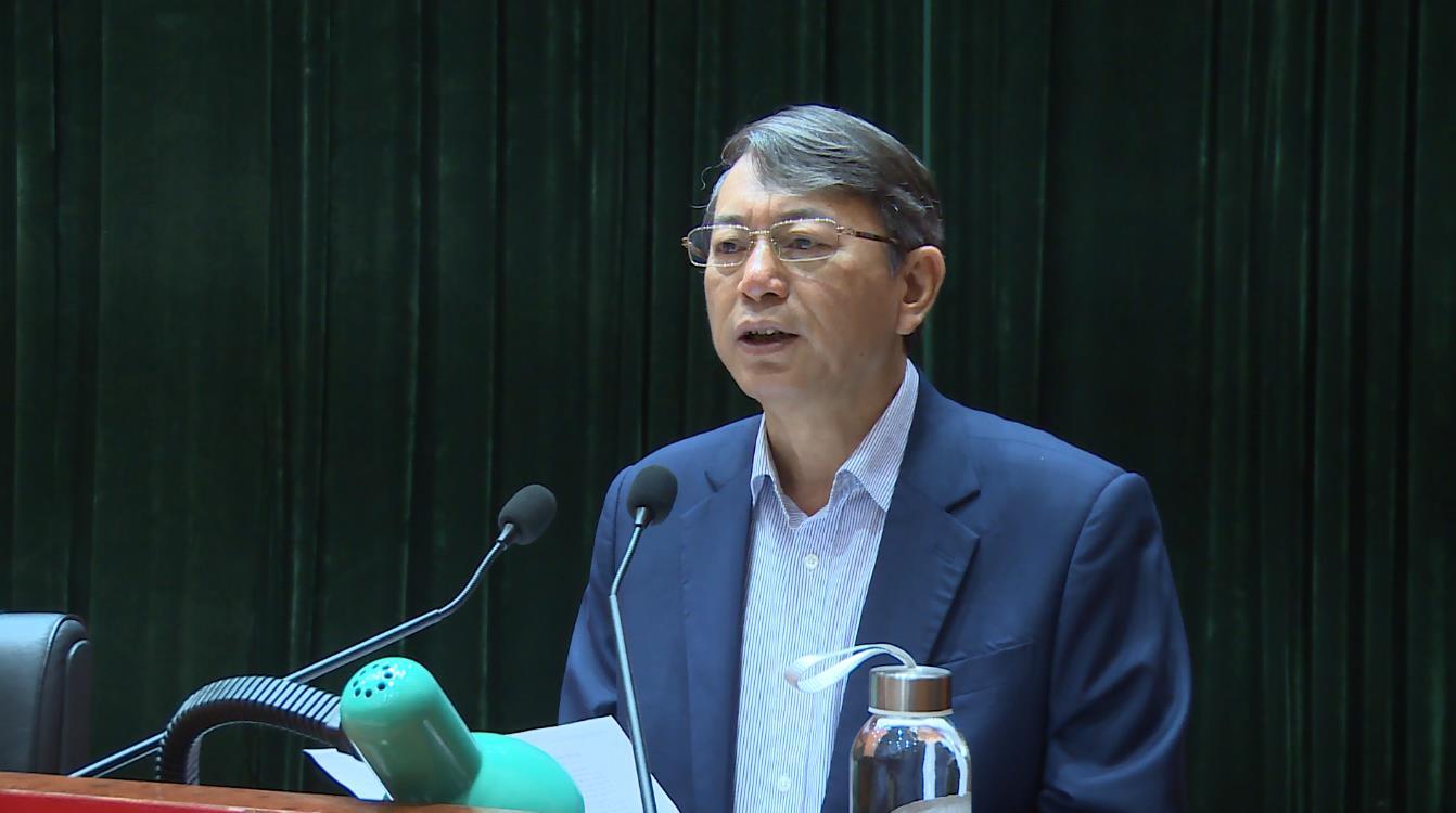 Chủ tịch UBND tỉnh Hoàng Xuân Ánh: Tập trung chuẩn bị các điều kiện cần thiết để tổ chức thắng lợi cuộc bầu cử ĐBQH khóa XV và bầu cử đại biểu HĐND các cấp nhiệm kỳ 2021 - 2026