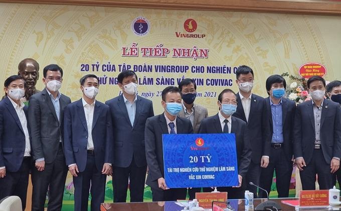 """Nghiên cứu thử nghiệm lâm sàng vắc xin COVID-19 """"Made in Vietnam"""""""