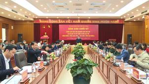 Thông qua báo cáo cuối kỳ công tác lập báo cáo nghiên cứu khả thi Dự án đầu tư xây dựng tuyến cao tốc Đồng Đăng (Lạng Sơn) - Trà Lĩnh (Cao Bằng)