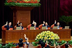 Trình Trung ương quyết định những chức danh lãnh đạo cao nhất của Nhà nước