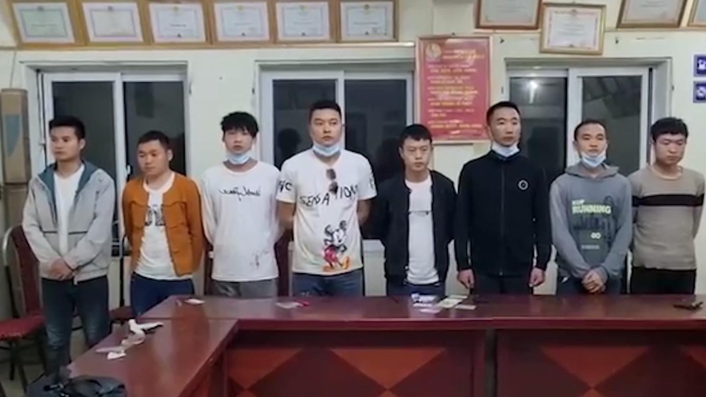 Phát hiện 8 công dân Trung Quốc nhập cảnh trái phép vào Việt Nam