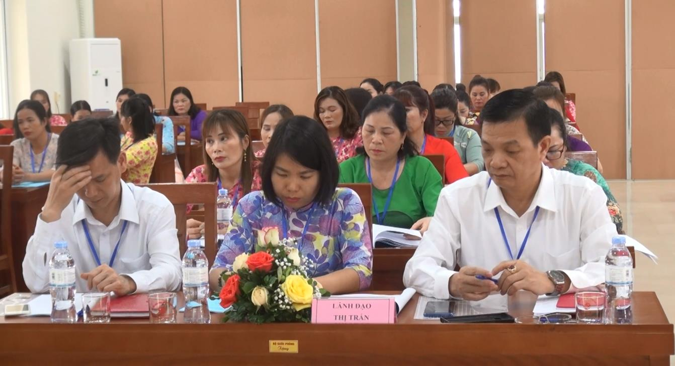 Quảng Hòa: Đại hội đại biểu Phụ nữ thị trấn Tà Lùng nhiệm kỳ 2021 - 2026