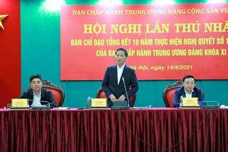 Tiếp tục đổi mới chính sách, pháp luật về đất đai