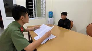 Bắt giữ 3 đối tượng tổ chức đưa dẫn 10 người Trung Quốc nhập cảnh trái phép vào Việt Nam