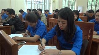 Hà Quảng: Bồi dưỡng lý luận chính trị cho cán bộ Đoàn, đoàn viên, thanh niên