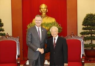 Quan hệ Việt Nam – Hoa Kỳ sẽ tiếp tục phát triển hiệu quả, thực chất