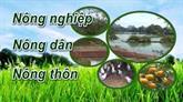 Nông nghiệp - Nông dân - Nông thôn ngày 29/5/2021