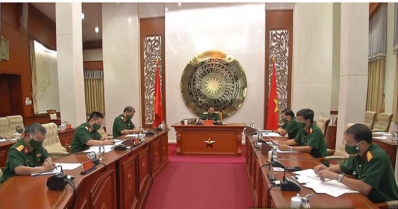 Bộ Quốc phòng triển khai nhiệm vụ, giải pháp cấp bách phòng chống dịch COVID-19 tại 19 tỉnh, thành phía Nam