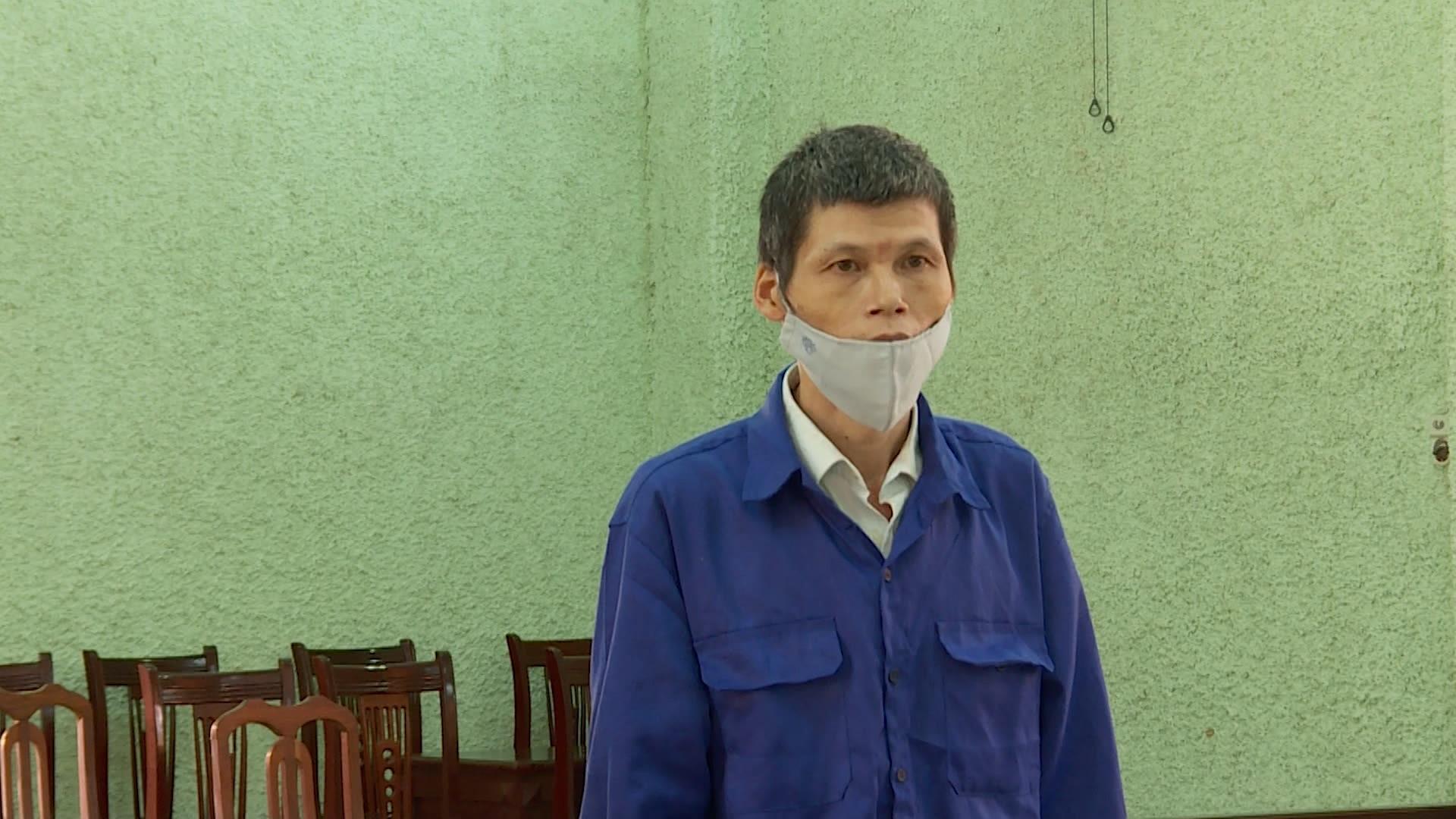 14 năm tù cho nghịch tử chém chết cha ruột