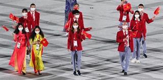 Đoàn Thể thao Việt Nam đã kết thúc các môn thi đấu tại Olympic Tokyo 2020. Các vận động viên dù rất nỗ lực nhưng không giành được huy chương nào.