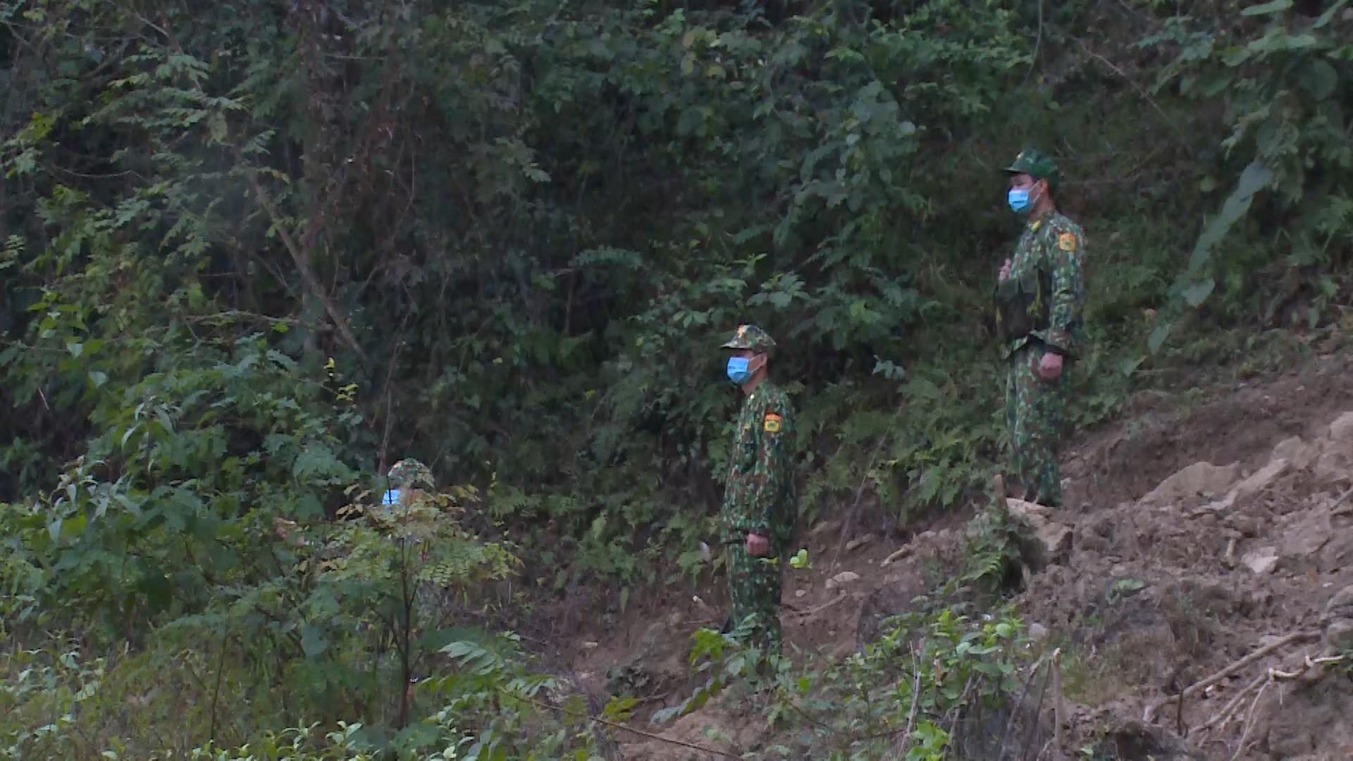 Đồn Biên phòng Quang Long phát hiện, ngăn chặn 797 công dân nhập cảnh trái phép