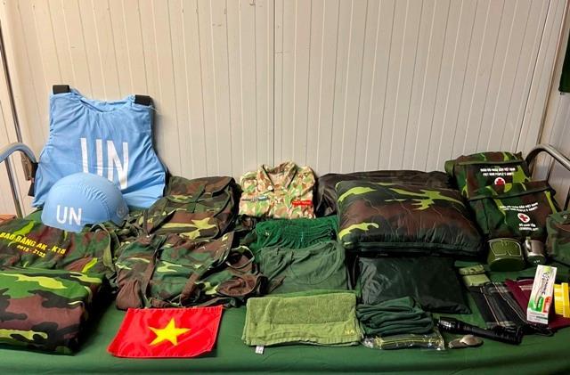 Liên hợp quốc kiểm tra toàn diện trang thiết bị Bệnh viện dã chiến 2.3 Việt Nam tại Nam Sudan
