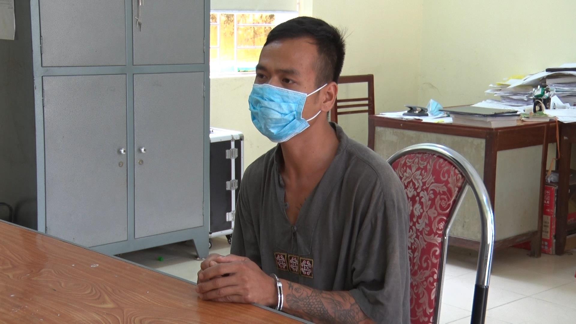 Hà Quảng: Công an huyện bắt khẩn cấp đối tượng trộm cắp tài sản