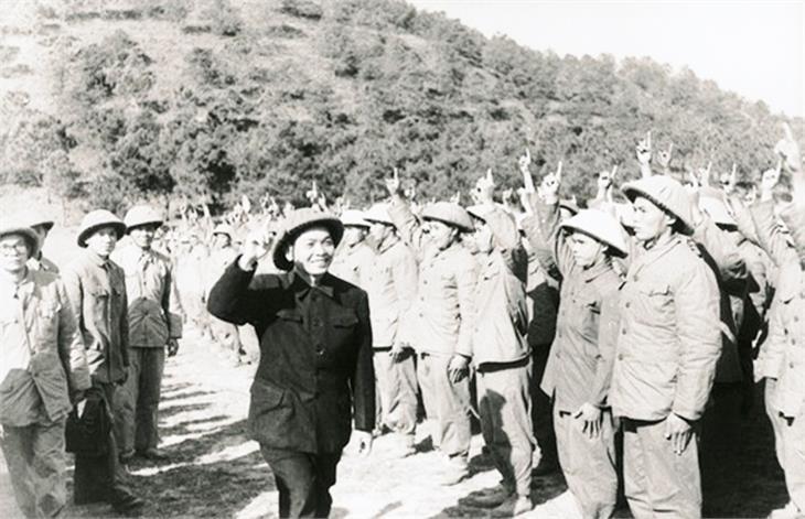 Bộ trưởng Bộ Nội vụ Võ Nguyên Giáp - Người tham gia xây dựng nền hành chính vì hạnh phúc của người dân Việt Nam