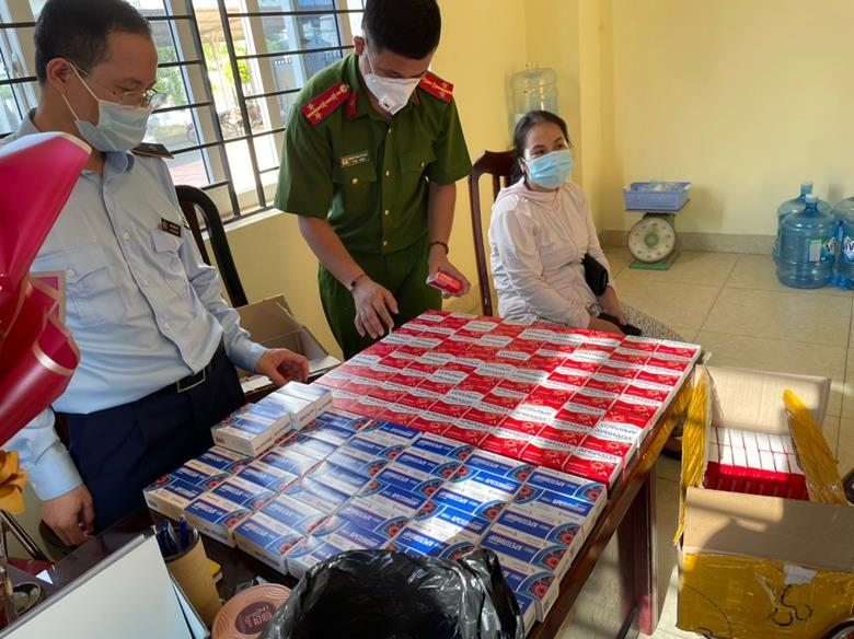 Bắt giữ 34.510 viên thuốc điều trị COVID-19 không rõ nguồn gốc