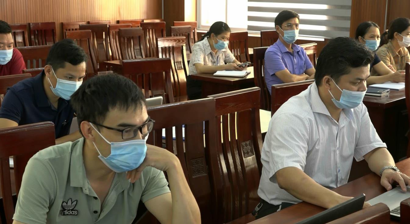 Trùng Khánh: Tập huấn sử dụng chữ ký số chuyên dùng Chính phủ