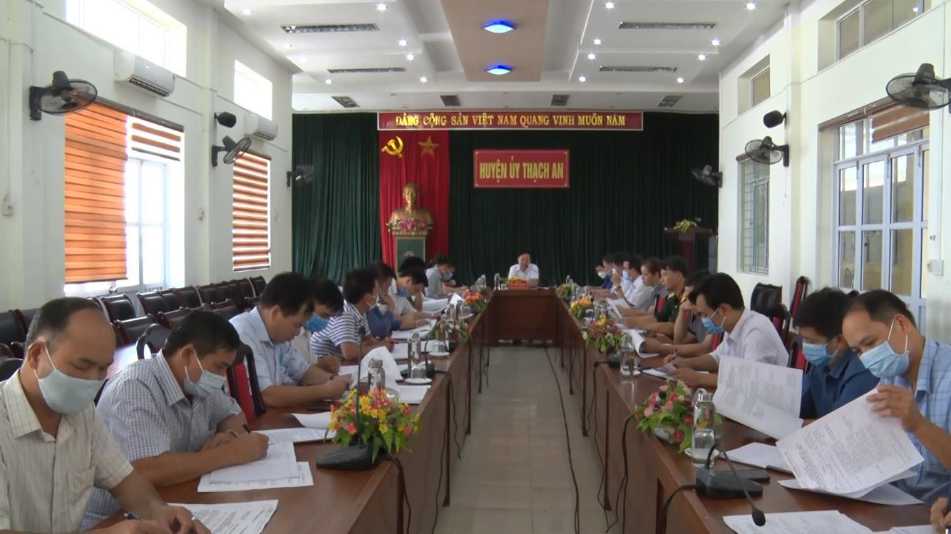 Thạch An: Triển khai nghiên cứu, biên soạn và xuất bản lịch sử Đảng bộ các xã, thị trấn