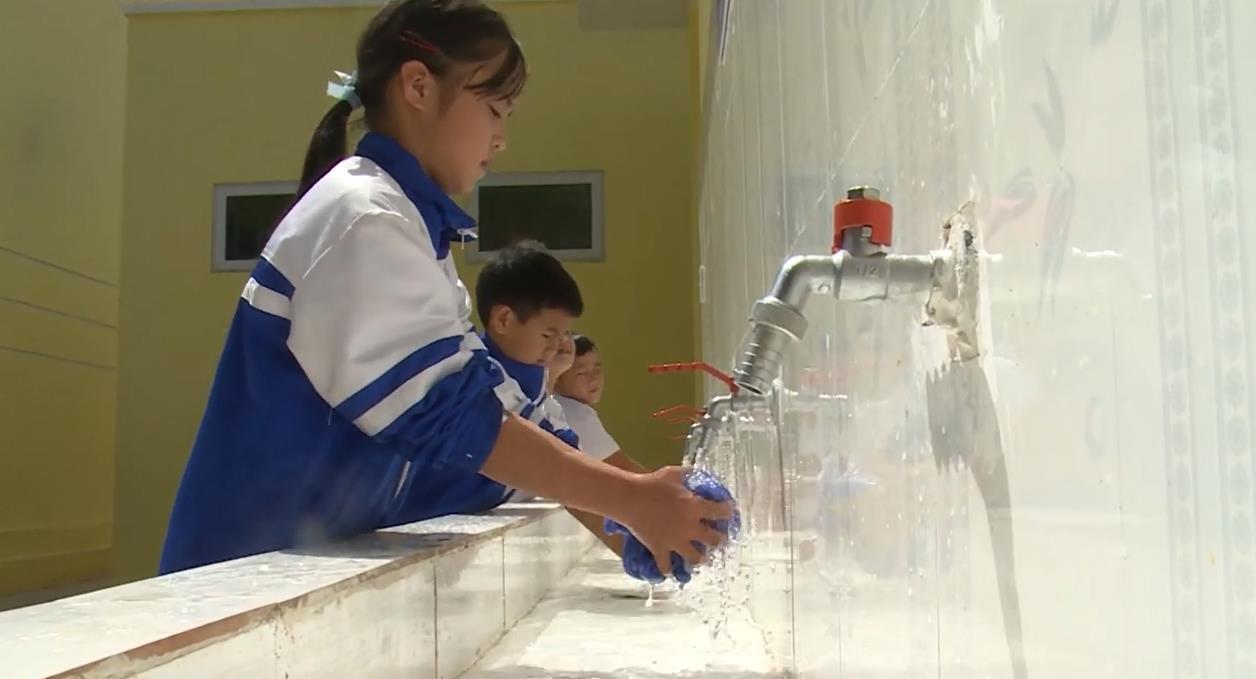 Bàn giao công trình nước sạch tại Nguyên Bình