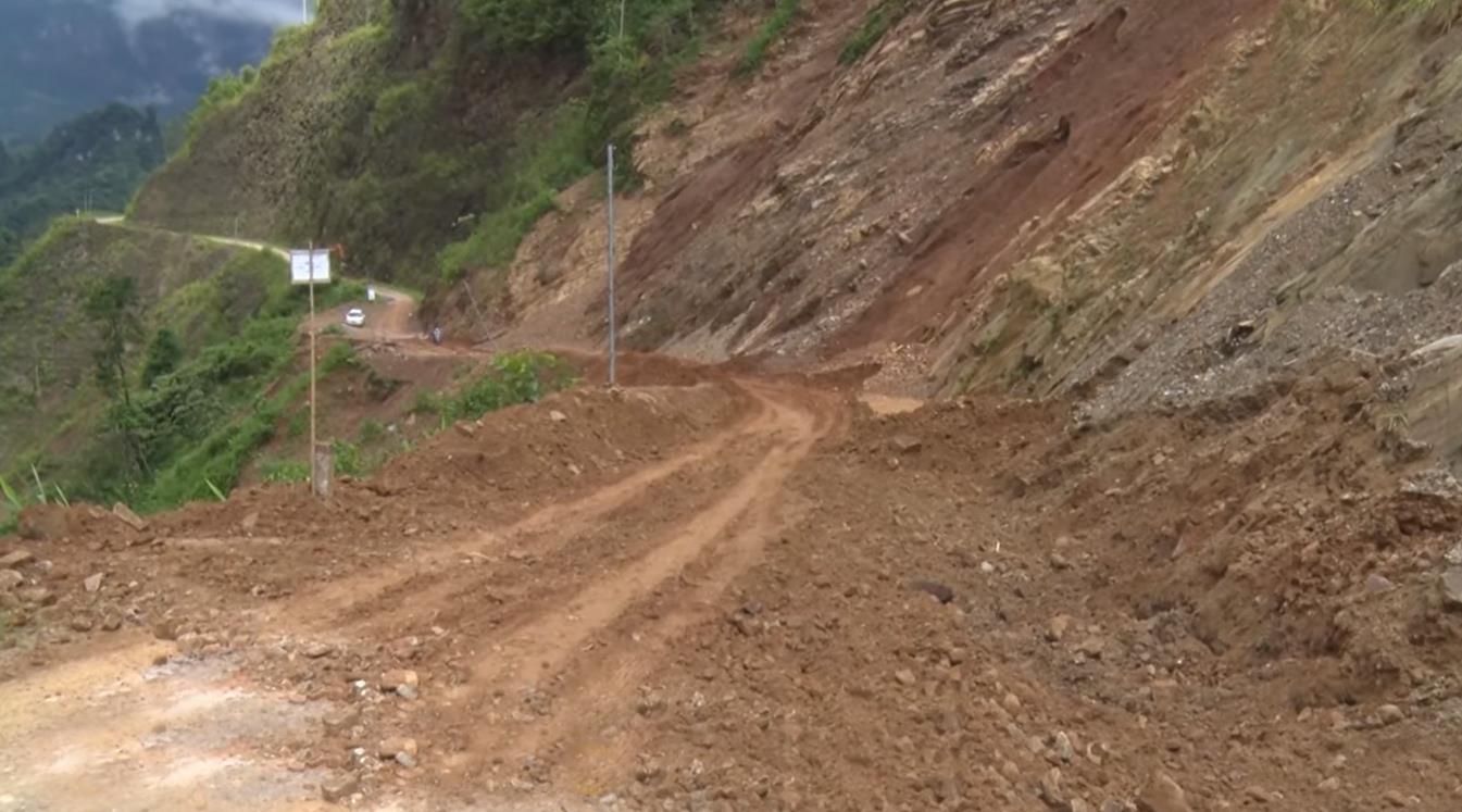 Thiên tai gây thiệt hại hơn 50 tỷ đồng tại huyện Bảo Lạc