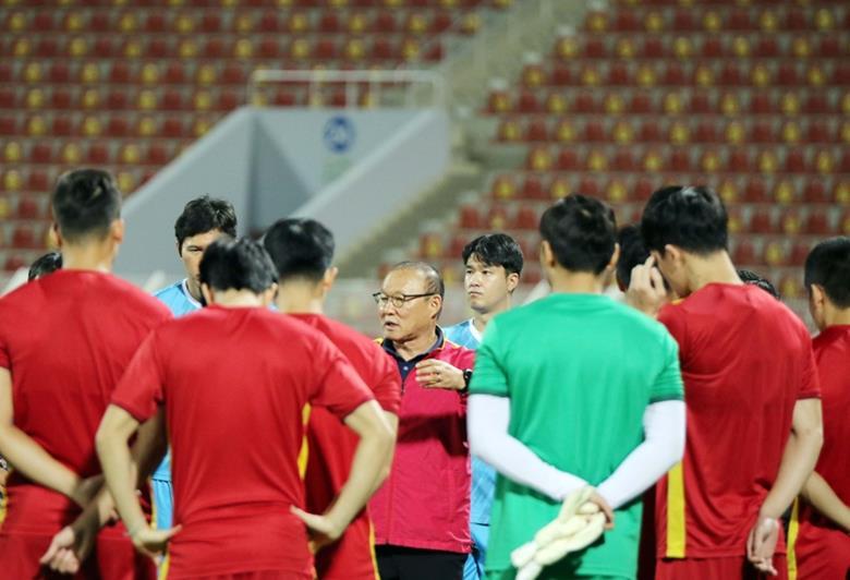 ĐT Việt Nam sẽ nỗ lực hết mình trong trận gặp ĐT Oman