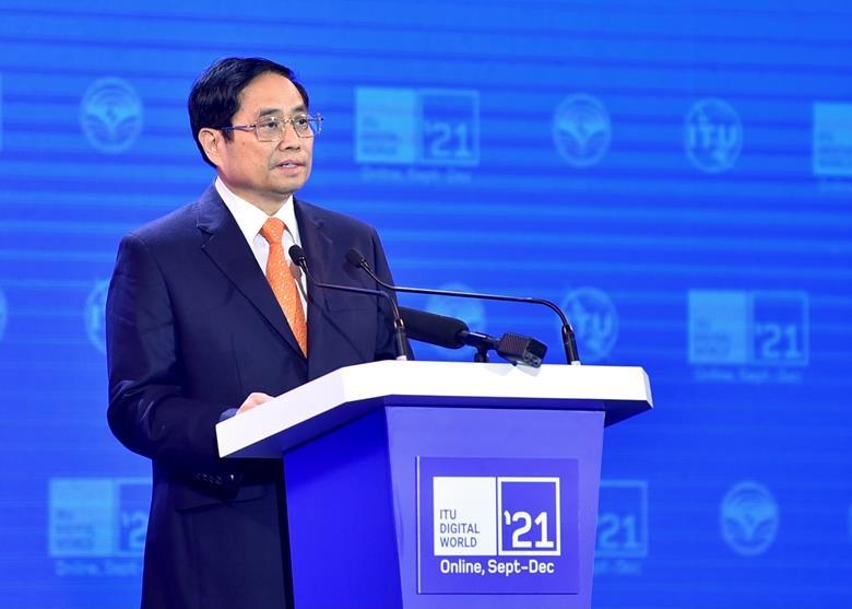 Việt Nam đang nỗ lực tăng tốc lộ trình chuyển đổi số quốc gia