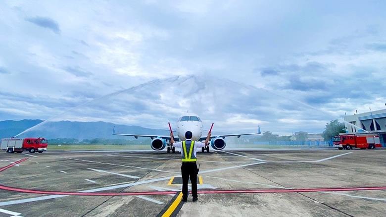 Chính thức mở đường bay thẳng Hà Nội - Điện Biên