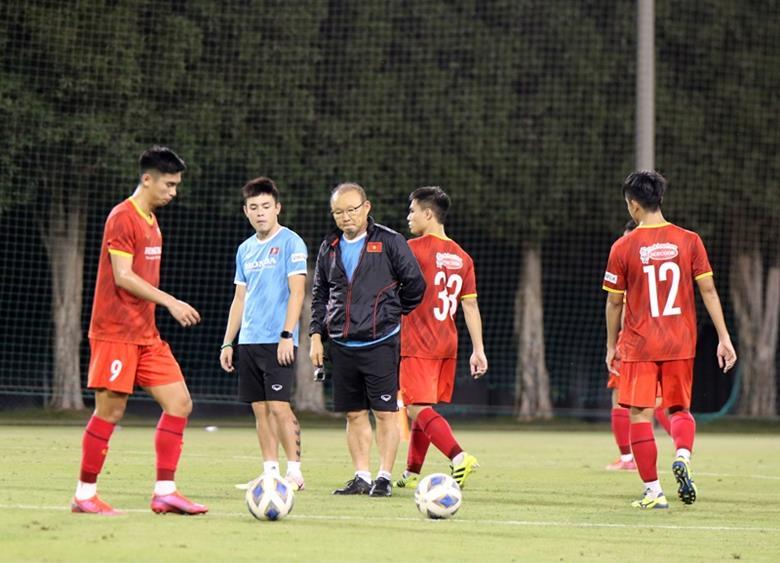 Đội tuyển U23 Việt Nam hoàn thành tập huấn tại UAE