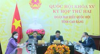 Ngày làm việc thứ 3 Kỳ họp thứ hai, Quốc hội khóa XV
