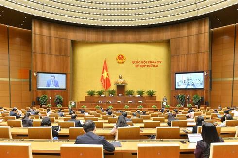 Quốc hội thảo luận về 2 dự án Luật Điện ảnh và Luật Thi đua, khen thưởng (sửa đổi)
