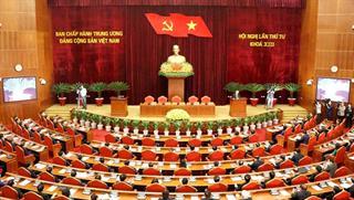 Vai trò của công tác bảo vệ chính trị nội bộ trong bảo vệ nền tảng tư tưởng của Đảng