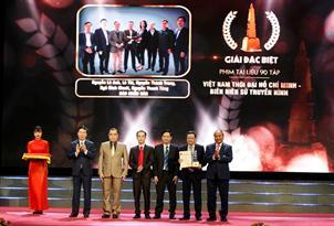112 tác phẩm xuất sắc đoạt Giải Báo chí quốc gia lần thứ XV - năm 2020