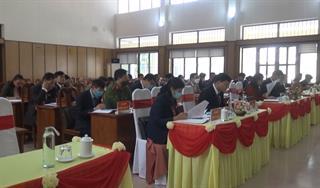 Hà Quảng: HĐND huyện họp chuyên đề về công tác đầu tư công