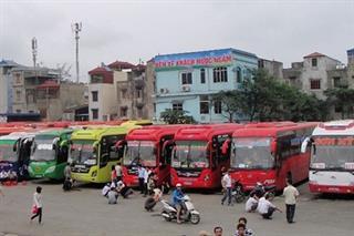 Tìm người đi xe khách từ TP.Hồ Chí Minh ra Bến xe Nước Ngầm Hà Nội từ ngày 22-24/10